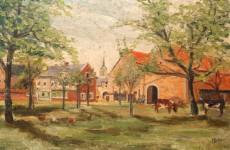 reproduction de peinture et tableau