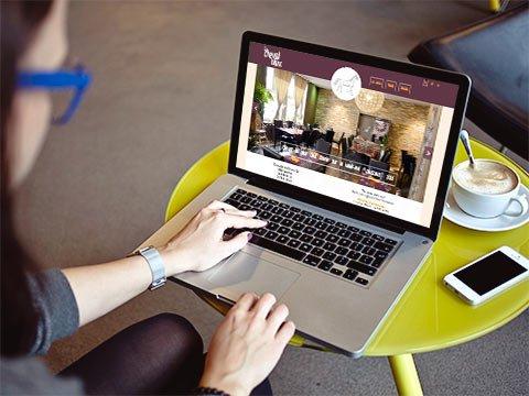 Webdesign Chevalblanc Spontin