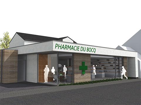 Pharmacie du Bocq Spontin