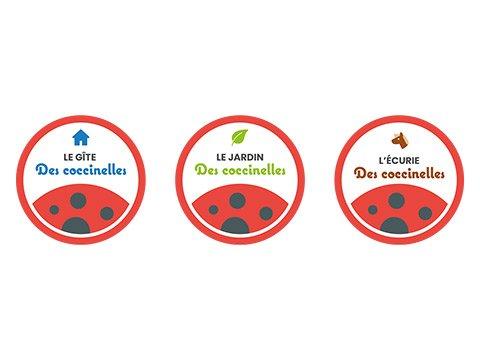 Logo les coccinelles Dinant