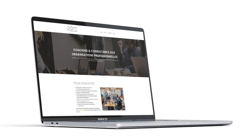 Creation de site web consultance